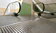 DTAC Architectural Floor Tactiles and Edging Solutions
